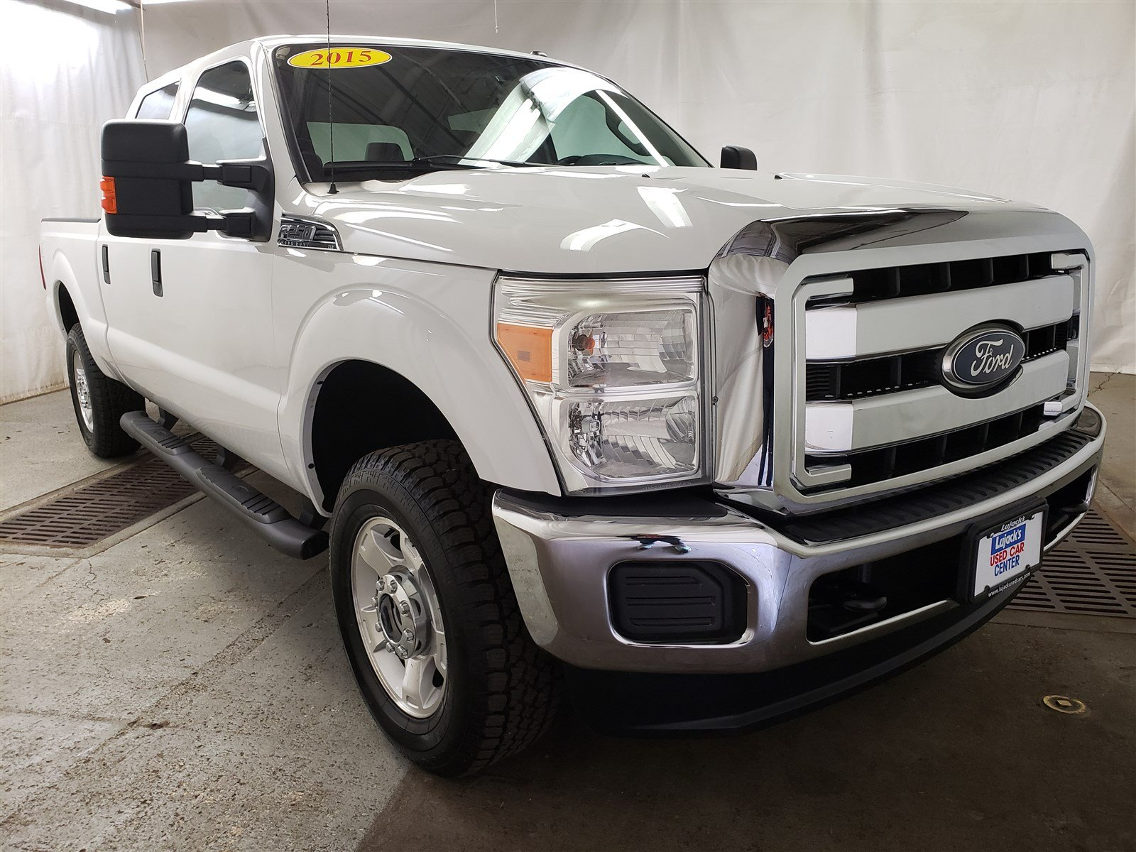 Pre-Owned 2015 Ford Super Duty F-250 SRW XLT