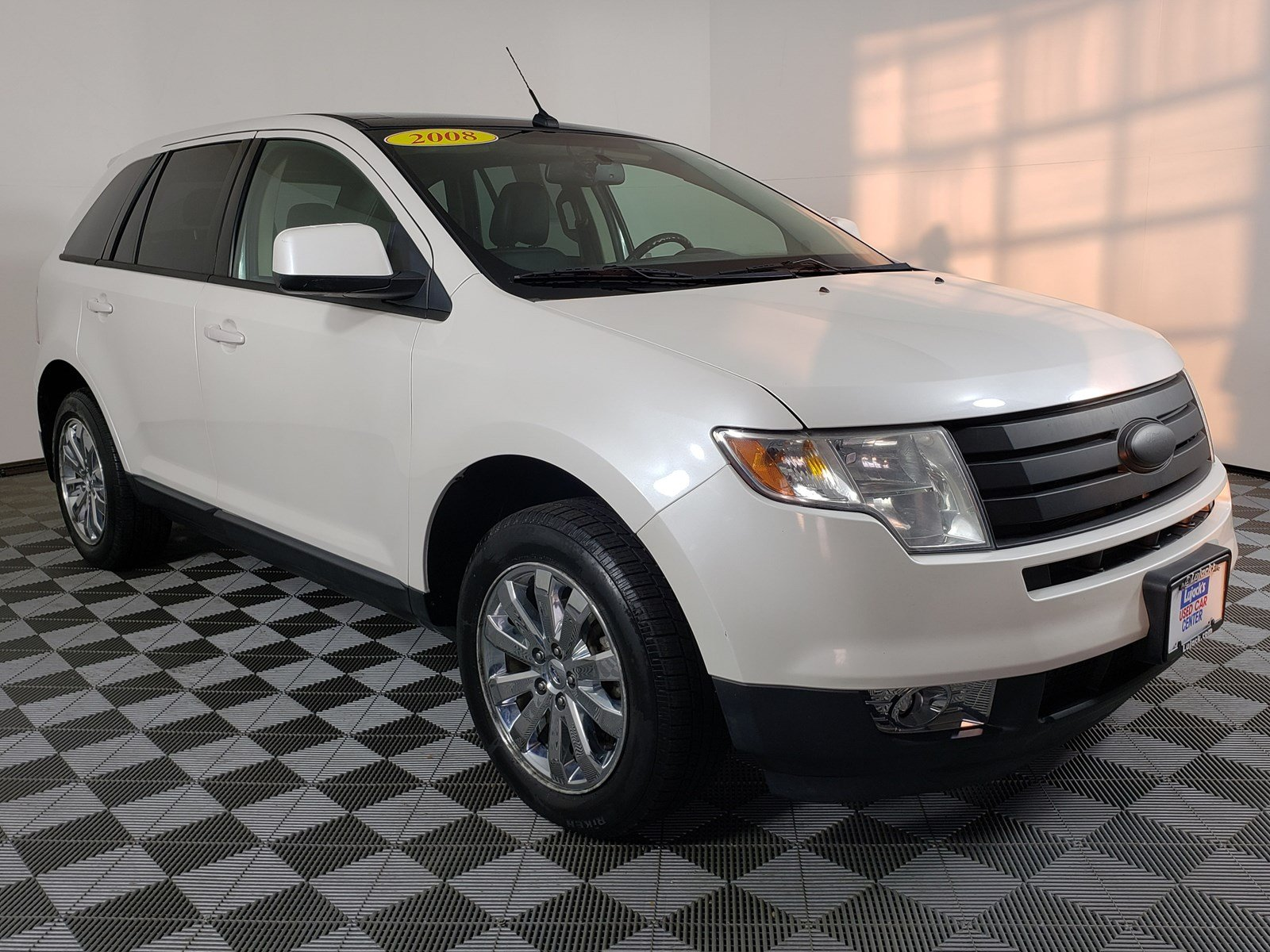 Pre-Owned 2009 Ford Edge Limited