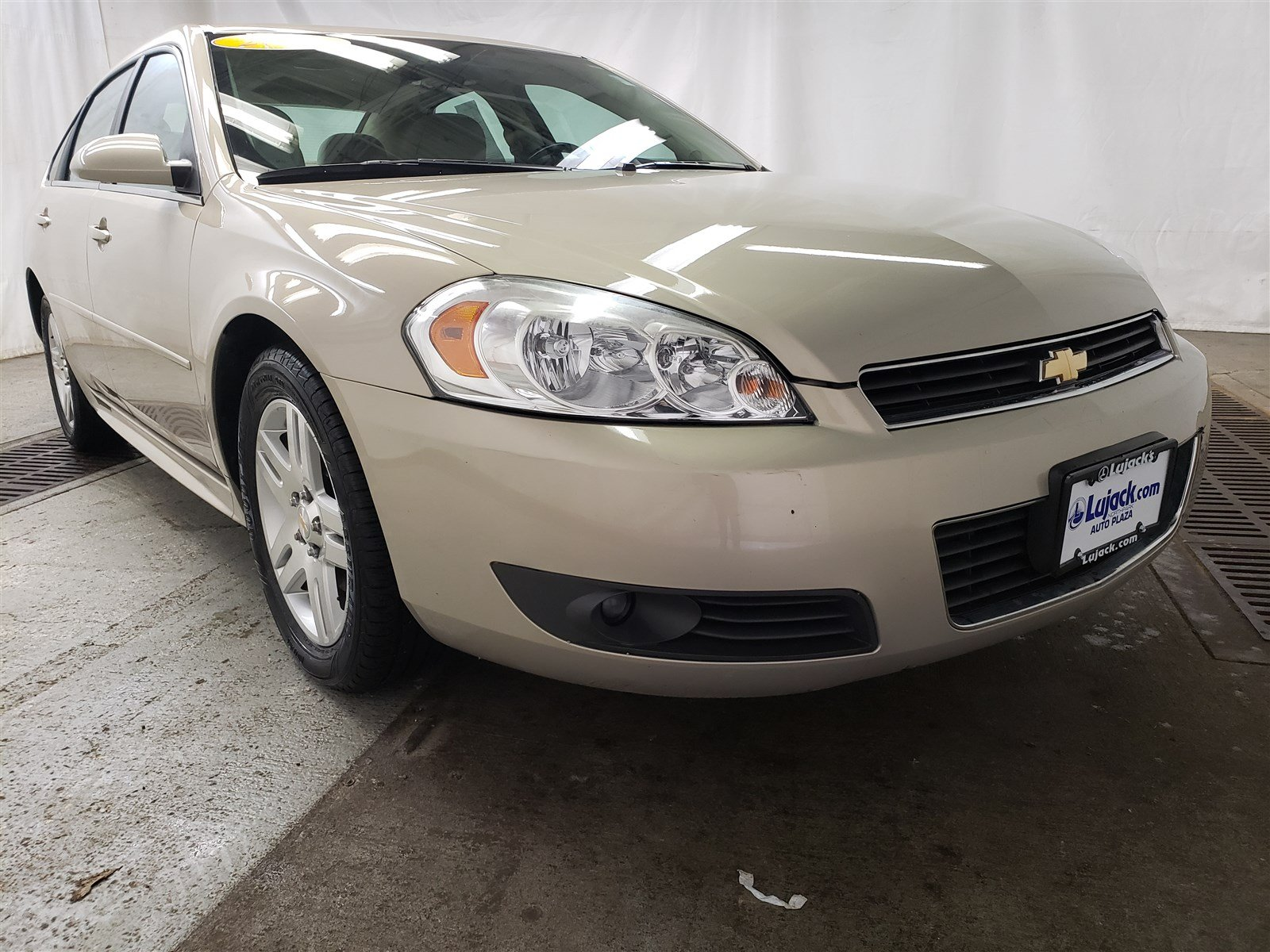 Pre-Owned 2011 Chevrolet Impala LT Fleet