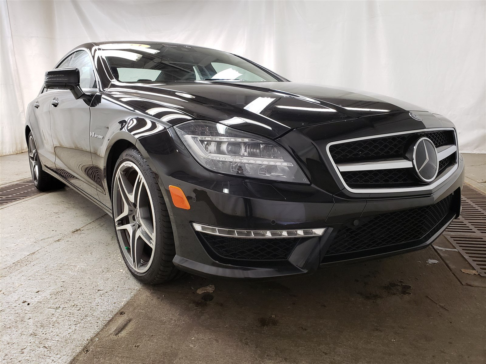 Certified Pre-Owned 2014 Mercedes-Benz CLS CLS 63 AMG® S-Model