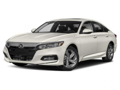 Pre-Owned 2018 Honda Accord Sedan EX-L Navi 1.5T