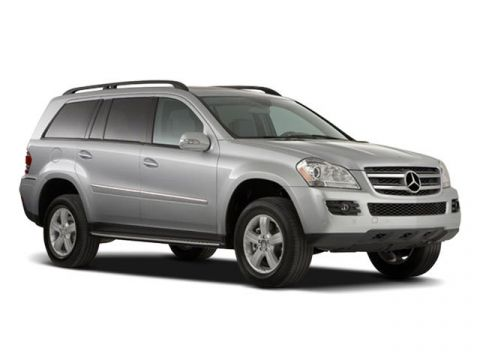 Pre-Owned 2009 Mercedes-Benz GL-Class 4.6L