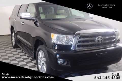 Pre-Owned 2010 Toyota Sequoia Ltd
