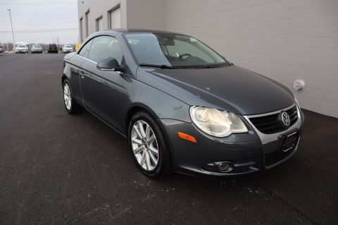 Pre-Owned 2007 Volkswagen Eos 2.0T